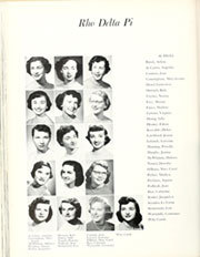 DePaul University - Depaulian Yearbook (Chicago, IL) online yearbook collection, 1953 Edition, Page 224