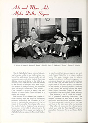 DePauw University - Mirage Yearbook (Greencastle, IN) online yearbook collection, 1949 Edition, Page 126