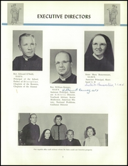 DeSales High School - Knight Yearbook (Lockport, NY) online yearbook collection, 1959 Edition, Page 13