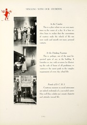 Decatur Catholic High School - Tattler Yearbook (Decatur, IN) online yearbook collection, 1936 Edition, Page 16