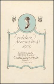Decatur High School - Golden Memories Yearbook (Decatur, AL) online yearbook collection, 1929 Edition, Page 7