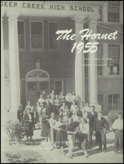 Deep Creek High School - Hornet Yearbook (Chesapeake, VA) online yearbook collection, 1955 Edition, Page 5