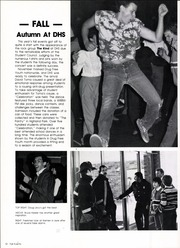 Deerfield High School - O YAD Yearbook (Deerfield, IL) online yearbook collection, 1984 Edition, Page 16