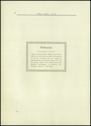 Delano High School - Del Ano Yearbook (Delano, CA) online yearbook collection, 1928 Edition, Page 12