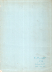 Delaware Academy and Central School - Kalends Yearbook (Delhi, NY) online yearbook collection, 1976 Edition, Page 3
