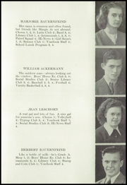 Delaware Valley Central High School - Delaware Yearbook (Callicoon, NY) online yearbook collection, 1946 Edition, Page 13
