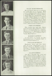 Delaware Valley Central High School - Delaware Yearbook (Callicoon, NY) online yearbook collection, 1946 Edition, Page 14 of 68