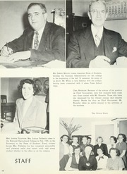 Delaware Valley College - Cornucopia Yearbook (Doylestown, PA) online yearbook collection, 1954 Edition, Page 14
