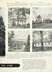 Delaware Valley College - Cornucopia Yearbook (Doylestown, PA) online yearbook collection, 1954 Edition, Page 9