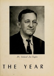 Delta State University - Broom Yearbook (Cleveland, MS) online yearbook collection, 1941 Edition, Page 11