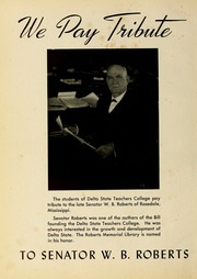 Delta State University - Broom Yearbook (Cleveland, MS) online yearbook collection, 1941 Edition, Page 12 of 148