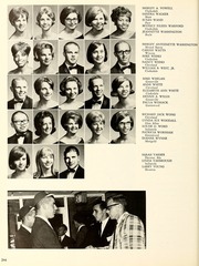Delta State University - Broom Yearbook (Cleveland, MS) online yearbook collection, 1967 Edition, Page 246