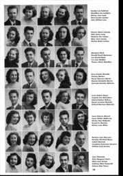 Denby High School - Navigator Yearbook (Detroit, MI) online yearbook collection, 1948 Edition, Page 9 of 88