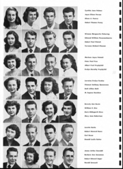 Denby High School - Navigator Yearbook (Detroit, MI) online yearbook collection, 1949 Edition, Page 11 of 80