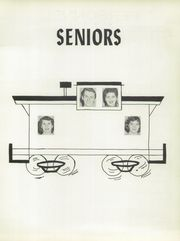 Dennison High School - Leader Yearbook (Dennison, OH) online yearbook collection, 1954 Edition, Page 15 of 88