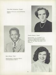 Dennison High School - Leader Yearbook (Dennison, OH) online yearbook collection, 1954 Edition, Page 16