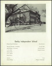 Derby High School - Tigerette Yearbook (Derby, IA) online yearbook collection, 1958 Edition, Page 6