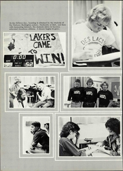 Des Lacs Burlington High School - Laker Yearbook (Des Lacs, ND) online yearbook collection, 1979 Edition, Page 10