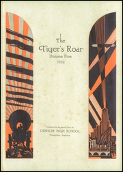 Deshler High School - Tigers Roar Yearbook (Tuscumbia, AL) online yearbook collection, 1932 Edition, Page 5