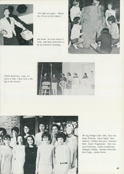 Doane College - Tiger Yearbook (Crete, NE) online yearbook collection, 1965 Edition, Page 91