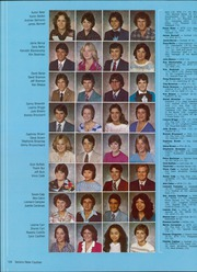 Dobie High School Roundup Yearbook Houston Tx Class Of 1982