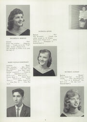 Donegal High School - Emerald Yearbook (Mount Joy, PA) online yearbook collection, 1959 Edition, Page 12 of 120