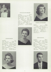 Donegal High School - Emerald Yearbook (Mount Joy, PA) online yearbook collection, 1959 Edition, Page 13