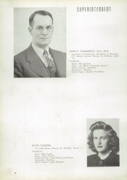 Donora High School - Dragon Yearbook (Donora, PA) online yearbook collection, 1944 Edition, Page 12