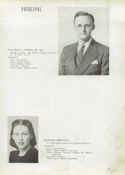 Donora High School - Dragon Yearbook (Donora, PA) online yearbook collection, 1944 Edition, Page 13