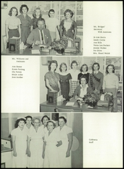Douglas MacArthur High School - Brahma Yearbook (San Antonio, TX) online yearbook collection, 1959 Edition, Page 18