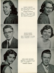 Downsville Central High School - Aquila Yearbook (Downsville, NY) online yearbook collection, 1957 Edition, Page 19