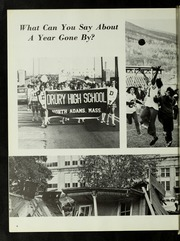 Drury High School - Class Book Yearbook (North Adams, MA) online yearbook collection, 1971 Edition, Page 10
