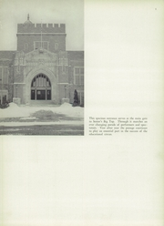 Dubuque High School - Echo Yearbook (Dubuque, IA) online yearbook collection, 1936 Edition, Page 9