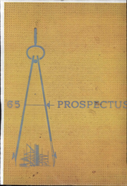 Dunbar Vocational High School - Prospectus Yearbook (Chicago, IL) online yearbook collection, 1965 Edition, Page 1
