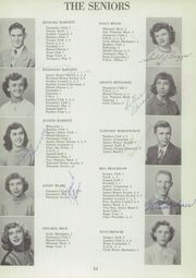 Dupo Community High School - El Tigre Yearbook (Dupo, IL) online yearbook collection, 1954 Edition, Page 17