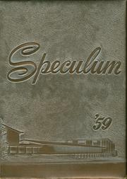 East Aurora High School - Speculum Yearbook (Aurora, IL) online yearbook collection, 1959 Edition, Page 1