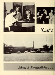 East Bend High School - Cats Paw Yearbook (East Bend, NC) online yearbook collection, 1967 Edition, Page 6 of 196