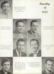 East Canton High School - Echo Yearbook (East Canton, OH) online yearbook collection, 1957 Edition, Page 11