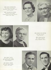 East Canton High School - Echo Yearbook (East Canton, OH) online yearbook collection, 1957 Edition, Page 13