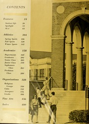 East Carolina University - Buccaneer Tecoan Yearbook (Greenville, NC) online yearbook collection, 1967 Edition, Page 6