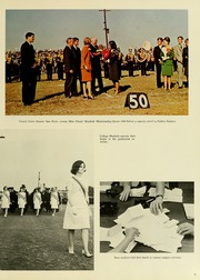 East Carolina University - Buccaneer Tecoan Yearbook (Greenville, NC) online yearbook collection, 1967 Edition, Page 9