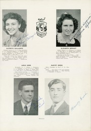 East Donegal High School - Yearbook (Maytown, PA) online yearbook collection, 1944 Edition, Page 17 of 58