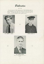 East Donegal High School - Yearbook (Maytown, PA) online yearbook collection, 1944 Edition, Page 9 of 58