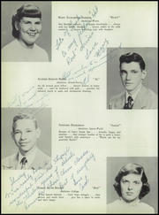 East Hampton High School - Oracle Yearbook (East Hampton, CT) online yearbook collection, 1953 Edition, Page 14