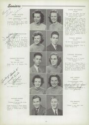 East Hartford High School - Janus Yearbook (East Hartford, CT) online yearbook collection, 1944 Edition, Page 14