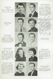 Page 16, 1954 Edition, East High School - Arrow Yearbook (Auburn, NY) online yearbook collection