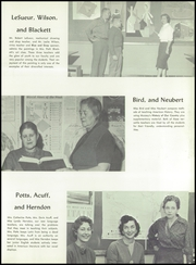 East High School - Beacon Yearbook (Knoxville, TN) online yearbook collection, 1960 Edition, Page 15 of 156