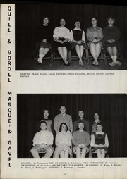 East High School - East Echoes Yearbook (Green Bay, WI) online yearbook collection, 1961 Edition, Page 114