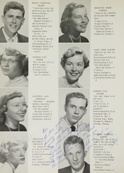 East Lansing High School - Ceniad Yearbook (East Lansing, MI) online yearbook collection, 1954 Edition, Page 14