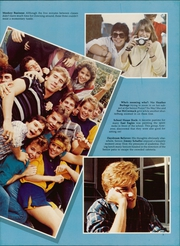 East Mecklenberg High School - East Wind Yearbook (Charlotte, NC) online yearbook collection, 1986 Edition, Page 7 of 384